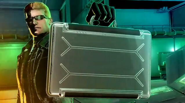 Marvel vs Capcom 3 Fate of Two Worlds Episode 3 Alfred Wesker