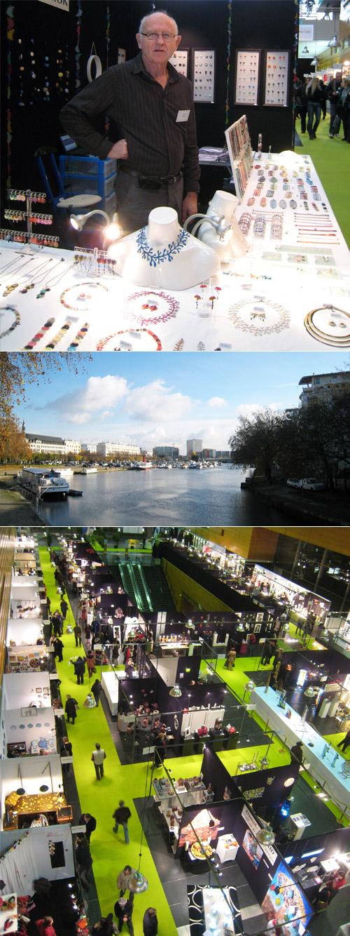 Salon Métiers d'Art de Nantes - Novembre 2010