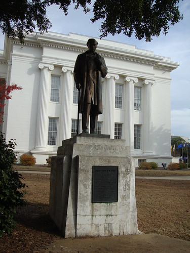 James Marion Sims Statue, Montgomery AL