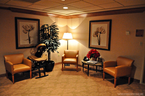 Women's Lounge at Mystic Lake Spa