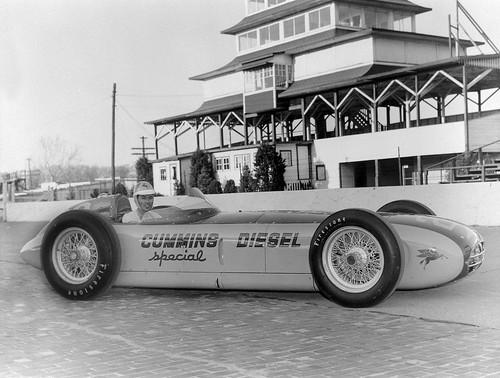 1952 Cummins Diesel Special