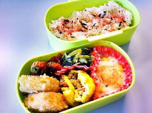 今日のお弁当 No.79 – 鮭