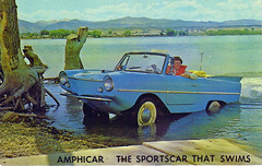1964 Amphicar (coconv) Tags: pictures auto old lake classic cars car vintage magazine advertising cards boat photo flyer automobile post image photos antique album postcard ad picture convertible images 1966 66 64 advertisement vehicles photographs card photograph postcards 1967 vehicle autos collectible collectors brochure 67 automobiles 65 1964 amphicar 1965 dealer prestige