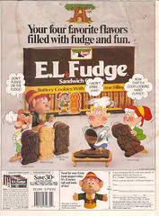 1989 Keebler E.L. Fudge Cookies Newspaper Coupon Ad Offer Ernie (gregg_koenig) Tags: cookies newspaper ad el fudge offer 1989 ernie coupon keebler