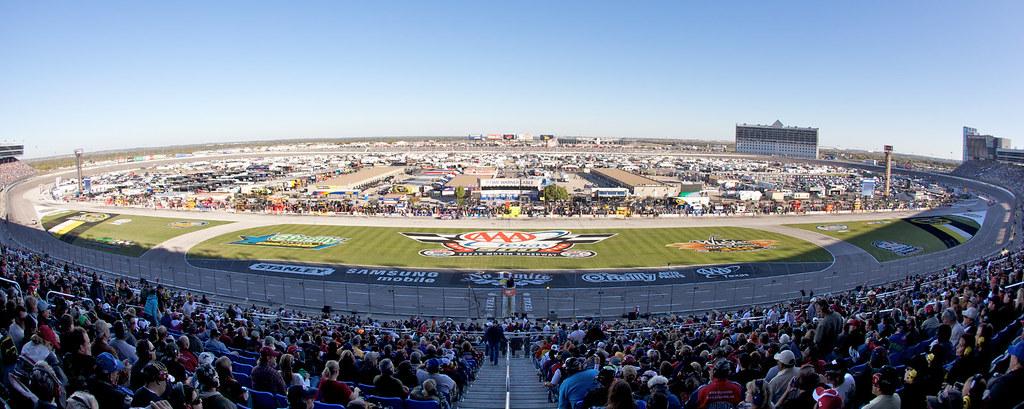 Texas Motor Speedway - 11/7/10