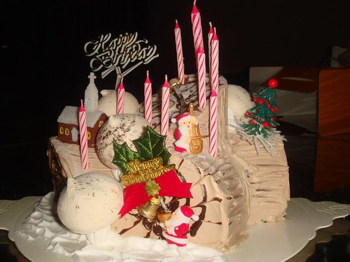Chee Li Kee Birthday Cake
