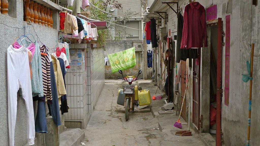 Backstreet Washing