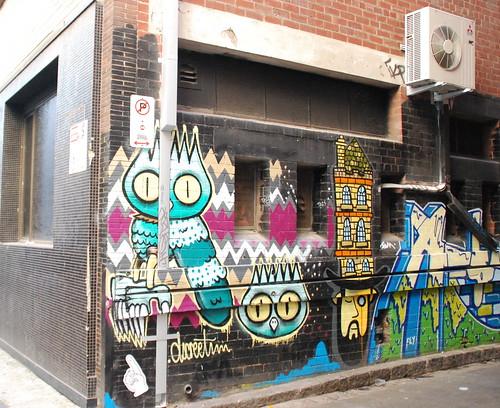Melbourne Creatures