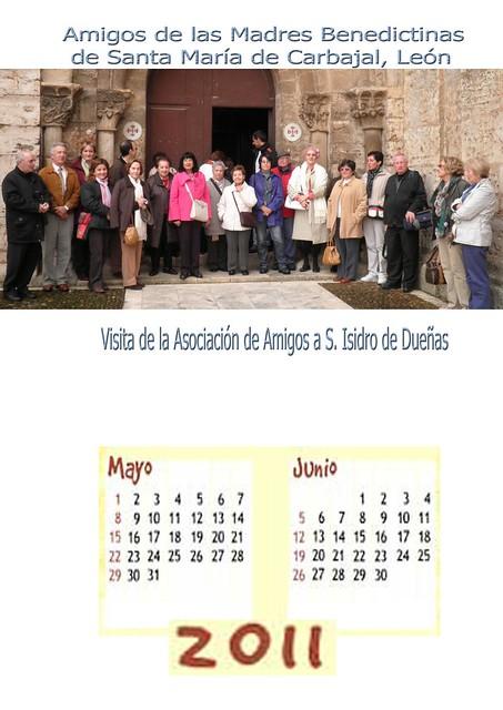Amigos Benedictinas, León
