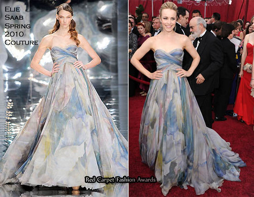 Rachel McAdams Oscars