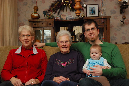 Four Kuehl Generations