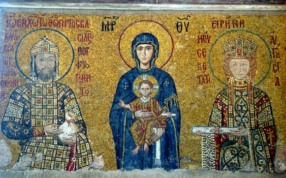 Comnenus Mosaics