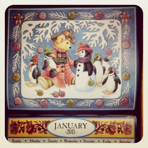 2011 Calendar Word Doc