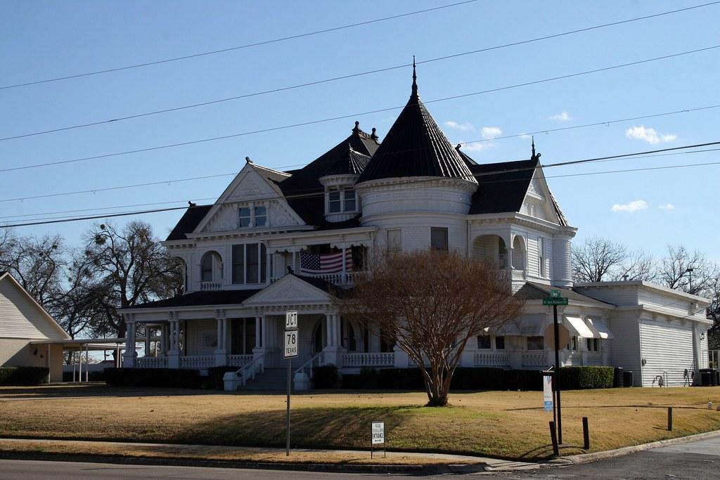 a.b. scarborough house