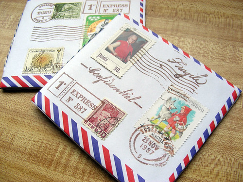 airmail notebooks