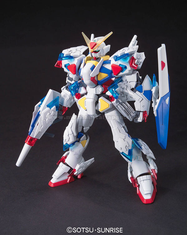 Model Suit Gunpla Builders - HG 1/144 Beginning 30 Gundam Plastic Model (Bandai)