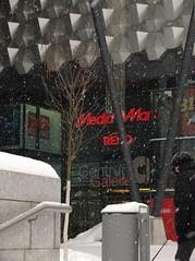dresden_90 (Torben*) Tags: schnee snow dresden panasonic mediamarkt fz50 rawtherapee centrumgalerie