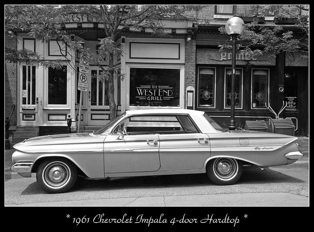 car annarbor 1961chevroletimpala 2010rollingsculpture