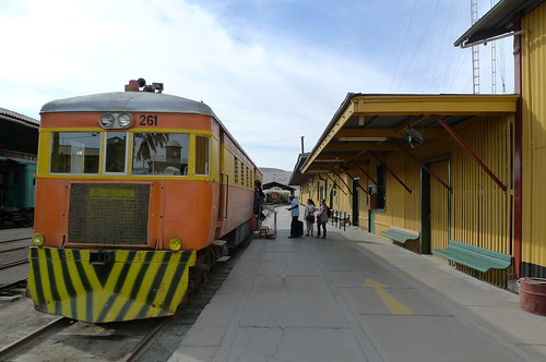 Train Station - Tacna, Peru