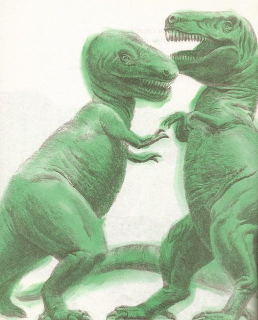 T. rex Tussle
