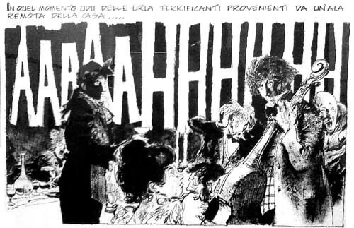 Dino Battaglia - aaaaahhhhhh (dettaglio)