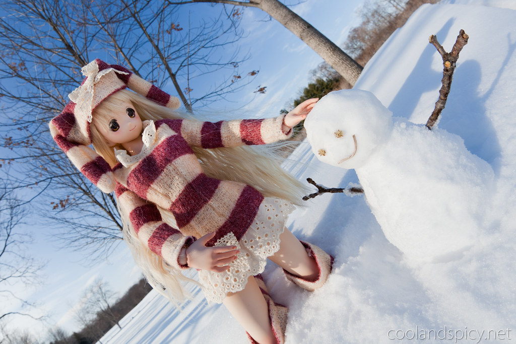 yui's snow day-4