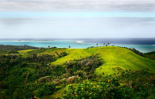 Aitutaki View