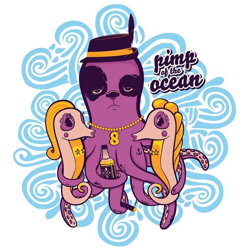 pimp of the ocean by blablasah