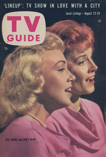 TV Guide - August 23-29, 1958