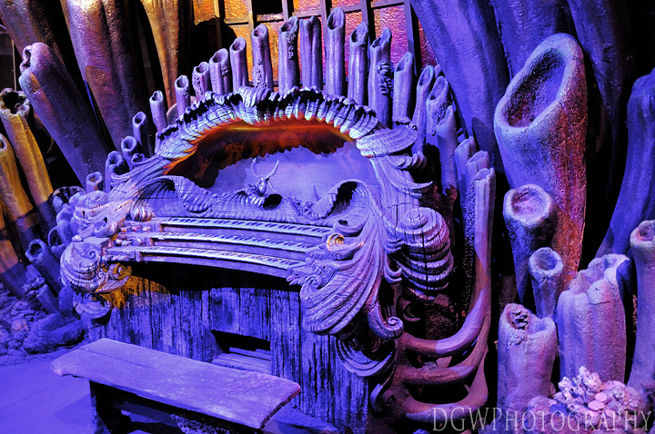 Davy Jones' Pipe Organ