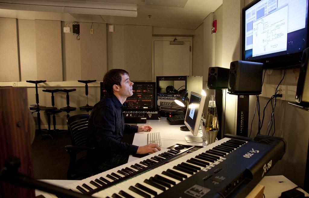 EIU Electronic Music Studio