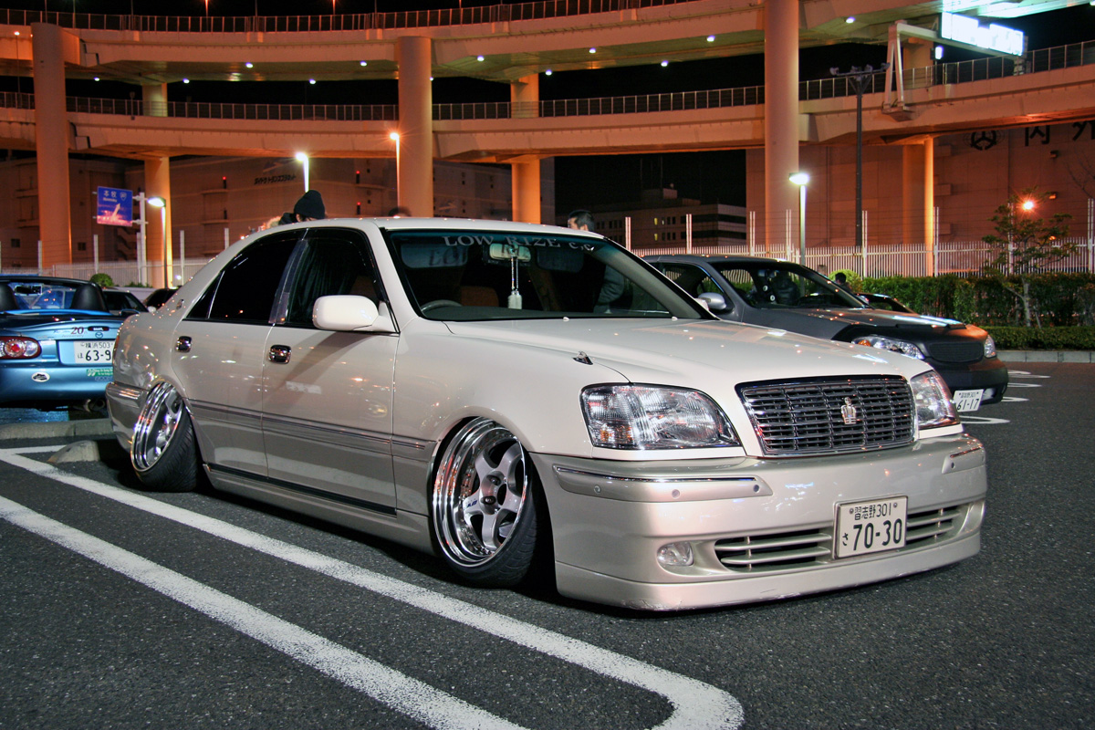 Oni Camber Toyota Crown Stancenation Form Gt Function