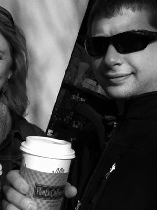 365- Day-Project: Coffee at Peets 7/365