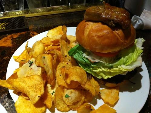 Foi Gras Burger