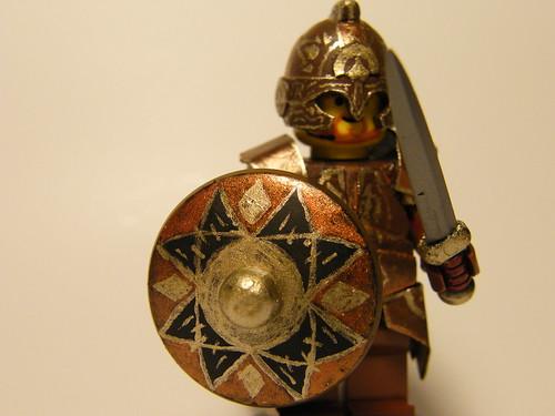 Theoden custom minifig