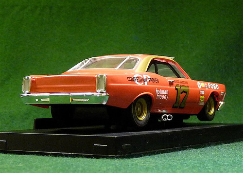 For 1966, Ford Fairlane GT and