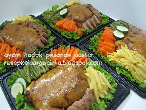 Ayam Kodok Pastur
