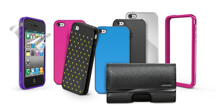 iLuv Ready with New Line of iPhone 4 CDMA Cases