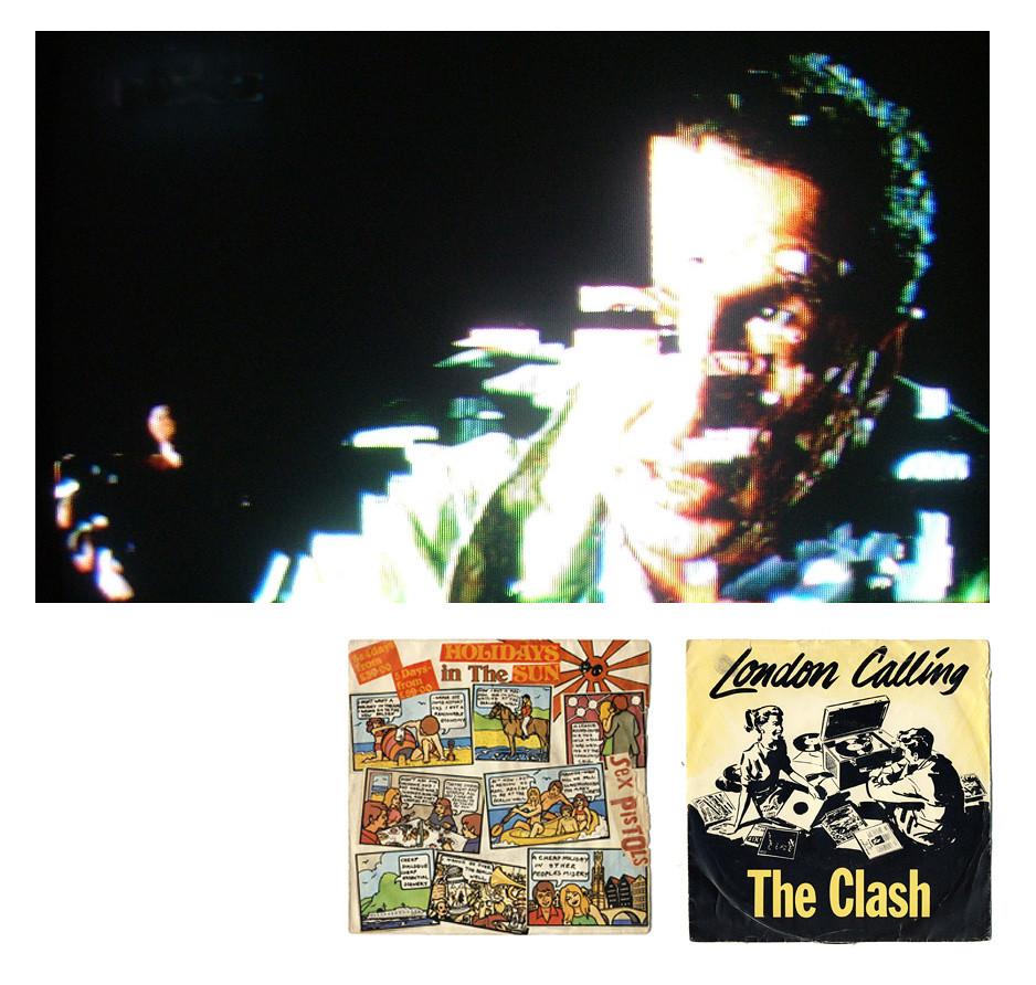 Vintage Clash 76