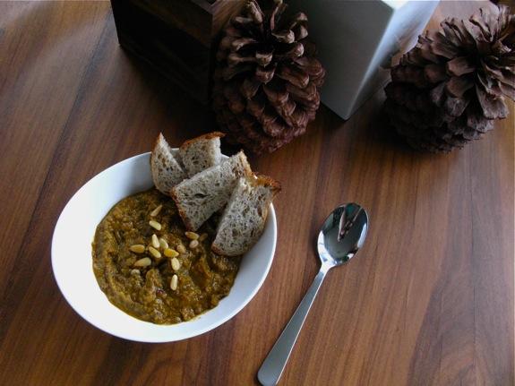 red lentil soup 006