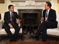PM and French Prime Minister (The Prime Minister's Office) Tags: pm davidcameron francoisfillon