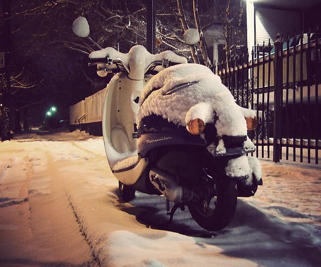 Snowped