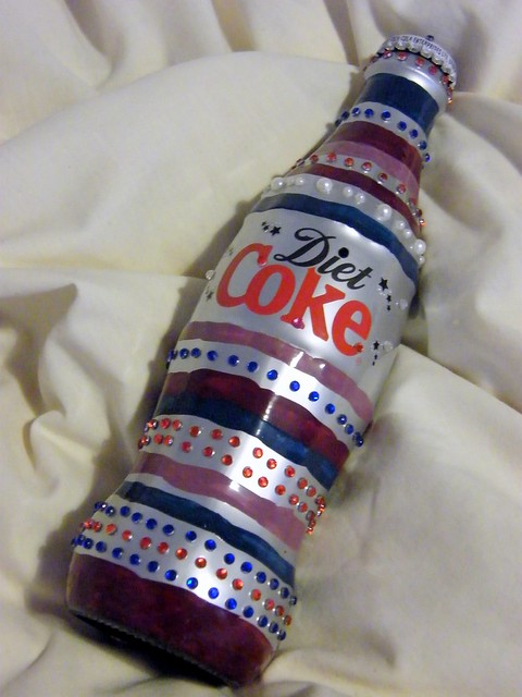 Diet coke and Nails.Inc.
