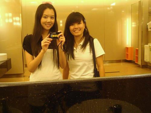 Chee Li Kee and Shi Ning