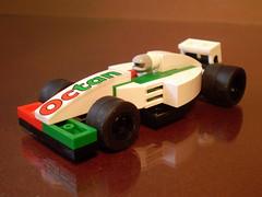 OCTAN F1 Racecar