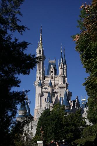 disney world orlando castle. most beautiful castle in Magic Kingdom-Disney World Orlando奥兰多迪斯尼神奇王国IMG_7382