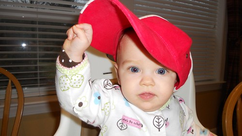 Baby and Hat