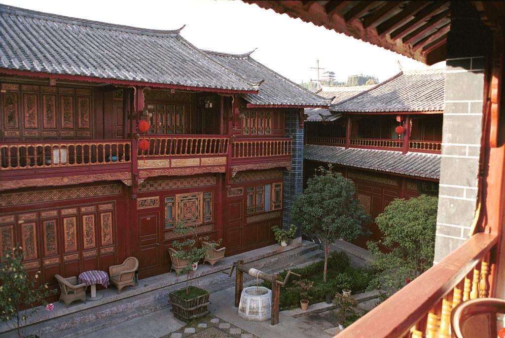 0003c01 Lijiang old town, Yunnan, China