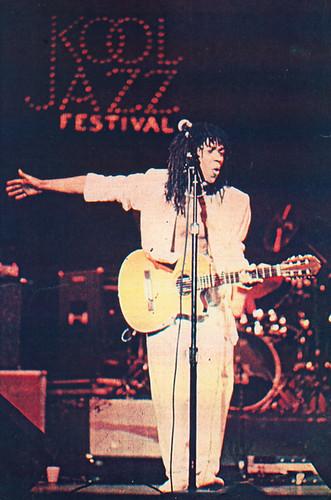 Kool Jazz Festival, NY, 1984