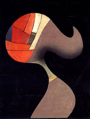 Seligmann, Kurt (1900-1962) - 1932 La Turque (Kunsthaus Zug, Switzerland)